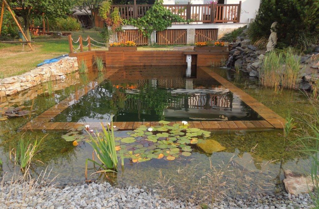 Biobazén | Zahrady Laurus