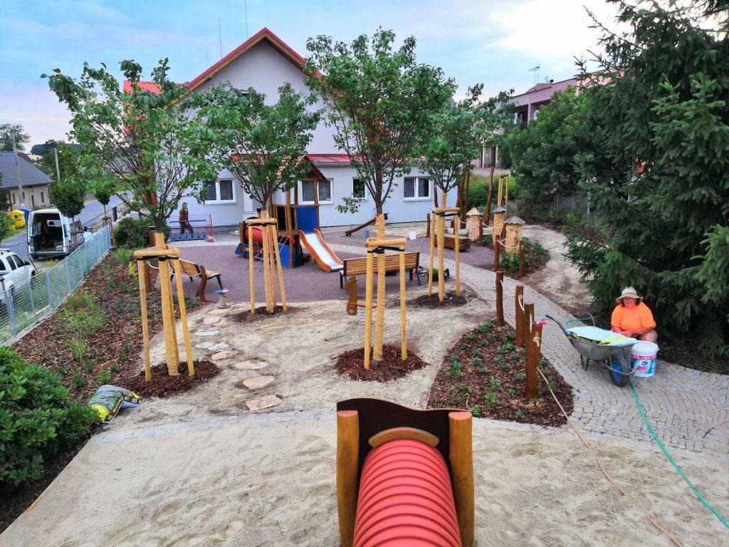 Dětská hřiště | Laurus