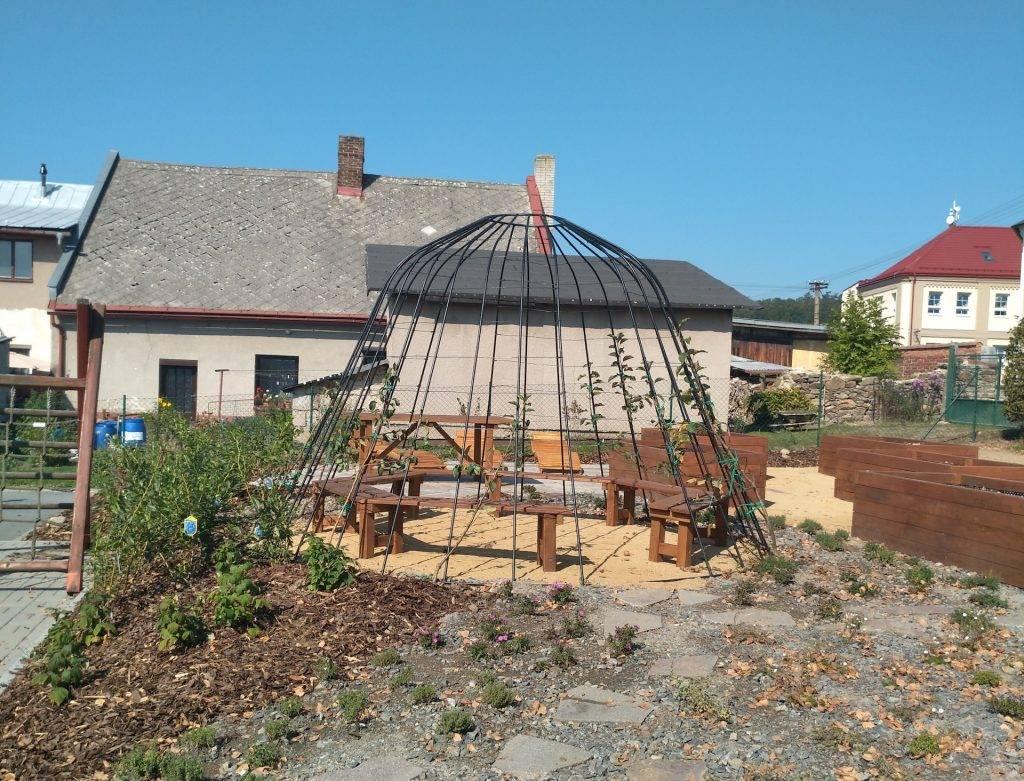 Přírodní Dětská hřiště | Zahrady Laurus