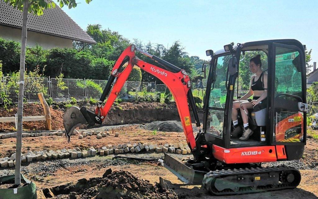 Terénní úpravy | Zahrady Laurus